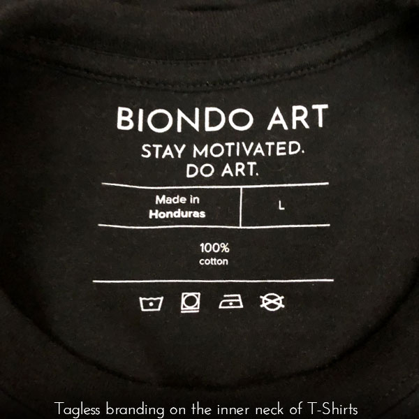 Biondo Art T-Shirt