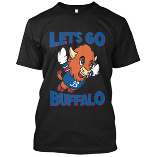 Let's Go Buffalo T-Shirts for sale