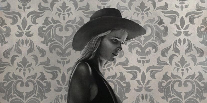 Cowgirl Oil Painting | Biondo Art | Buffalo, NY | Sarasota, FL