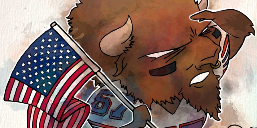 2016 Week 8 - Buffalo Bills   New England Patriots   Lorenzo Alexander