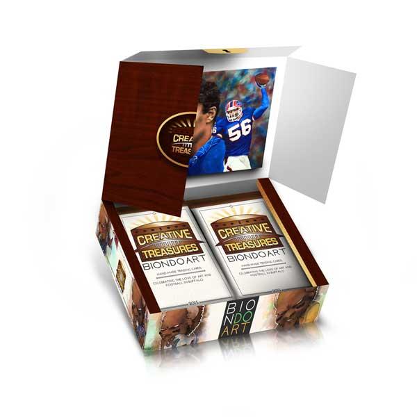 Creative Treasures | Open Box | Product Design | Biondo Art