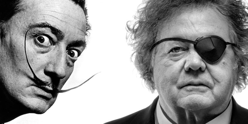 Dali and Chihuly - Biondo Art Blog