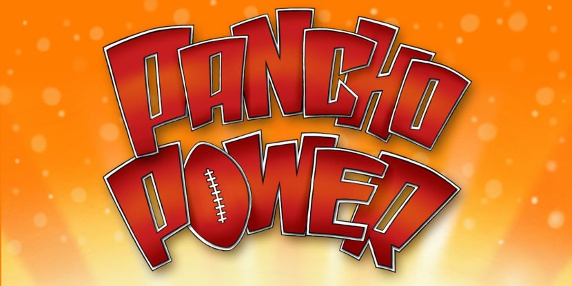 Pancho Power Cover Title - Biondo Art - Pancho Billa - Roselyn Kasmire