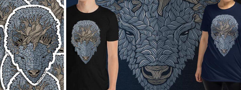 Biondo-Art-Buffalo-Roots
