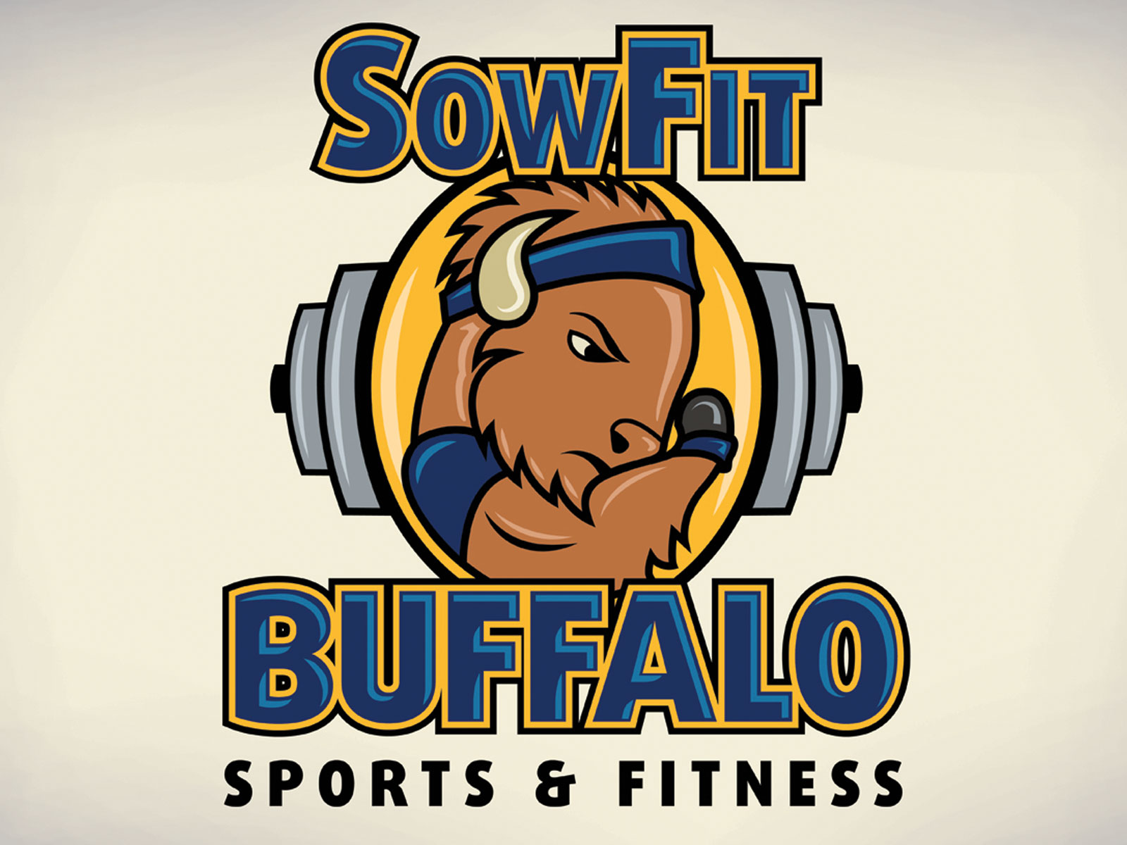 Sow Fit Buffalo Sports & Fitness Logo