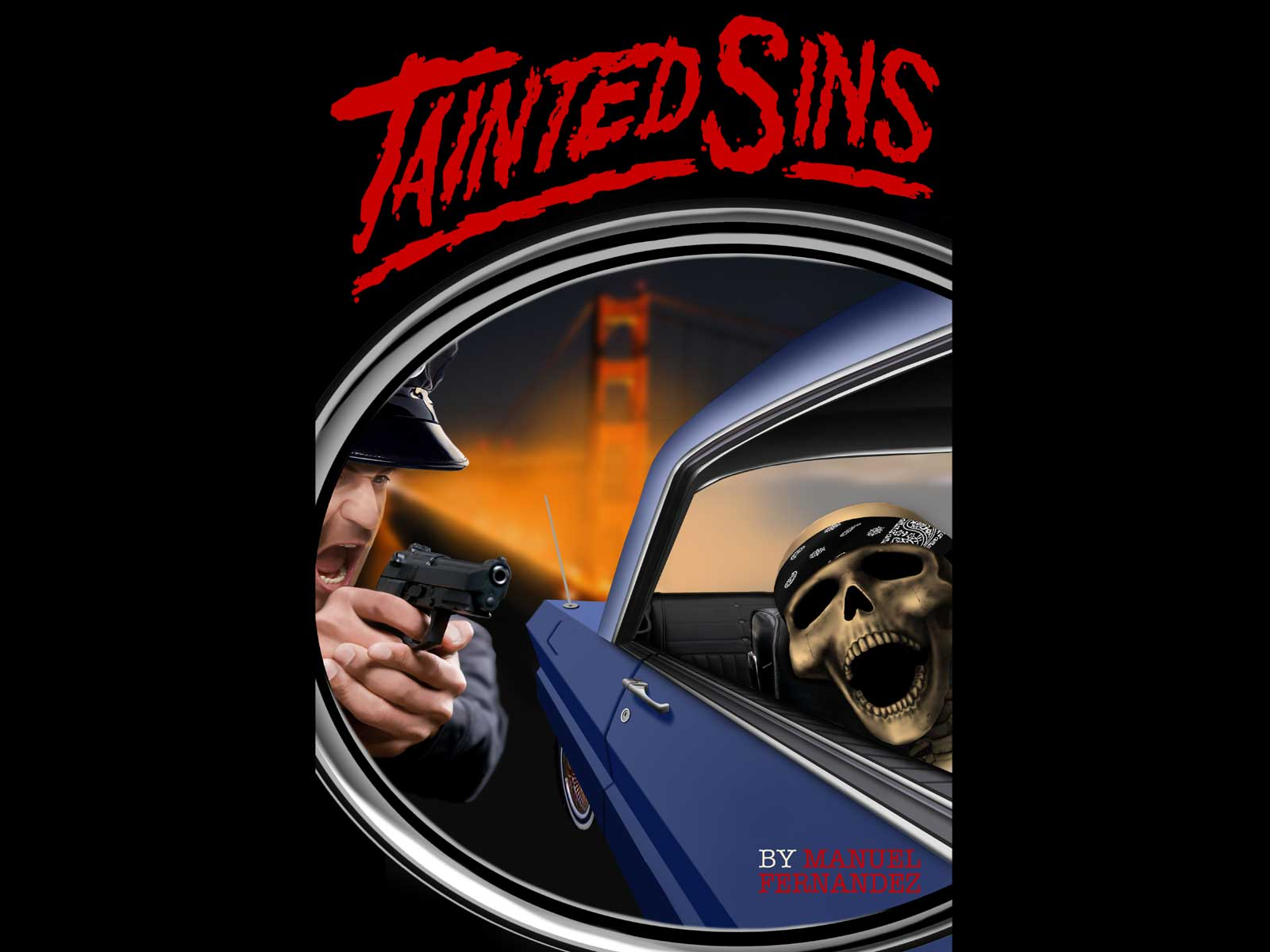 Tainted Sins Book Cover